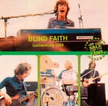 Blind Faith - Gothenburg 1969 (1989)