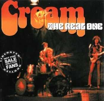 Cream - The Real One (1967) Lossless