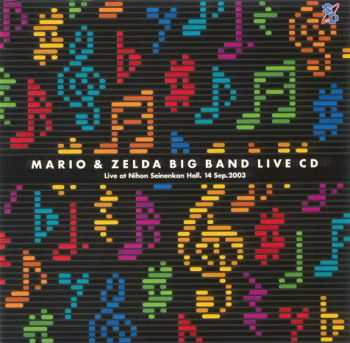 The Big Band Of Rogues / Yoshihiro Arita - Mario & Zelda Big Band Live (2003)