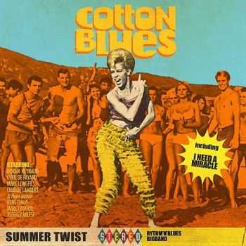 Cotton Blues - Summer Twist (2013)