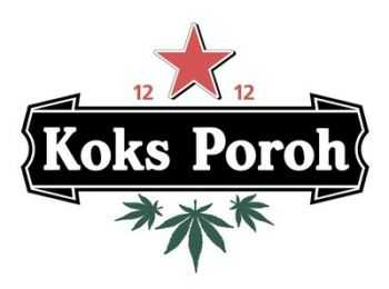 Koks a.k.a Poroh - 12-12 / Tatish Product (2015)