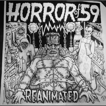 Horror of 59 - Reanimated, ЕР (2015)