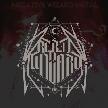REBEL WIZARD - Negative Wizard Metal - mini LP (2015)