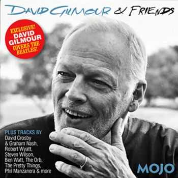 VA - MOJO Presents: David Gilmour & Friends (2015)