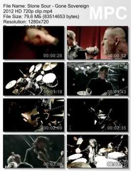 Stone Sour - Gone Sovereign (2012)