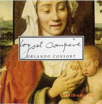 Orlando Consort – Compere Magnificat, Motets & Chansons (2015)