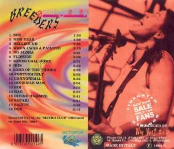 The Breeders - Sonic Ecstasy (1993) (Bootleg) [Lossless+Mp3]