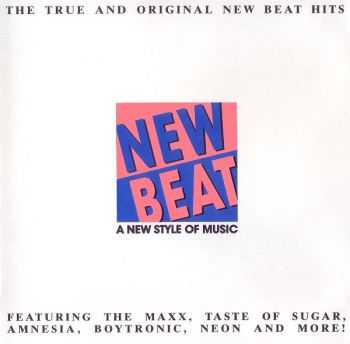 VA - New Beat - A New Style Of Music (1988)