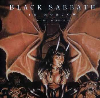 Black Sabbath - Live at Moscow (DVD-5) (1989)