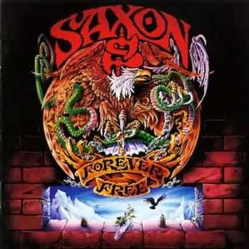 Saxon - Forever Free (1992) Mp3 + Lossless