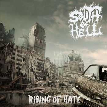 South Of Hell - Rising Of Hate (2015)