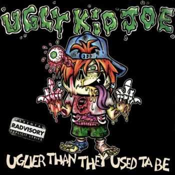 Ugly Kid Joe - Uglier Than They Used Ta Be (2015)