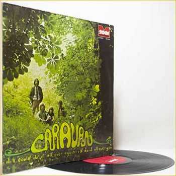 Caravan - If I Could Do It All Over Again (1970) (Vinyl)