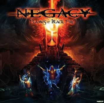 Negacy - Flames of Black Fire (2015) [LOSSLESS]