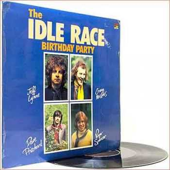 The Idle Race - The Birthday Party (1968) (Vinyl)