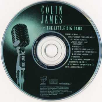 Colin James and The Little Big Band (1) (1993)