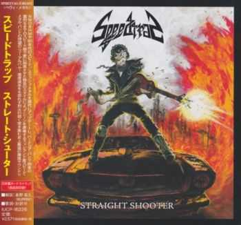 Speedtrap - Straight Shooter (Japanese Edition) (2015)