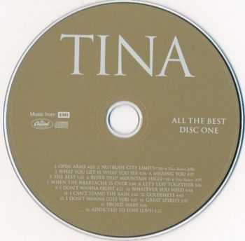 Tina Turner - All The Best (2004)