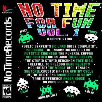 Various Artists - No Time For Fun Vol. 1 (2015)