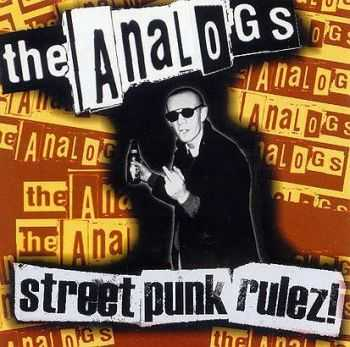 The Analogs - Street Punk Rulez! (1998)