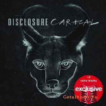 Disclosure - Caracal (Target Exclusive Deluxe Edition) (2015)
