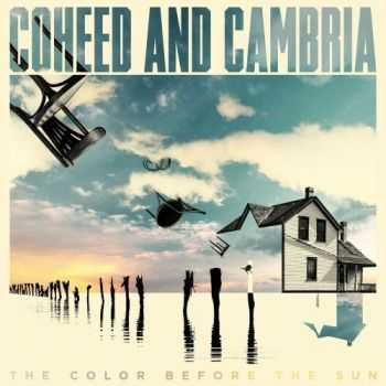 Coheed and Cambria - The Color Before The Sun (2015)