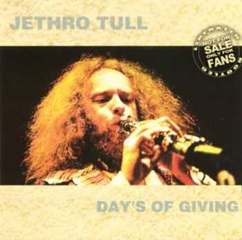 Jethro Tull - Day's Of Giving (1976) Lossless