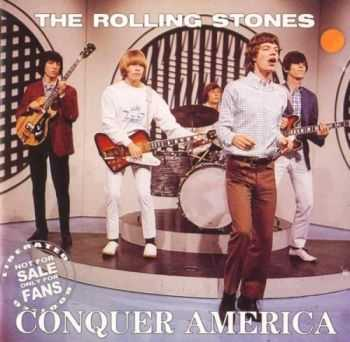 The Rolling Stones - Conquer America (1988) Lossless