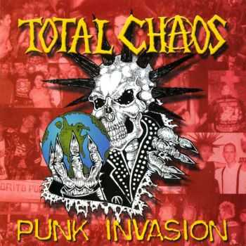 Total Chaos - Punk Invasion (2001)