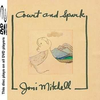 Joni Mitchell - Court And Spark [DVD-Audio] (1974)