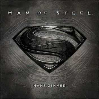 Hans Zimmer - Man of Steel / Человек из стали (Deluxe Edition) (2013)