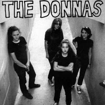 The Donnas - The Donnas (1998)