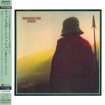 Wishbone Ash - Argus 1972 (Remastered & Revisited 2002)