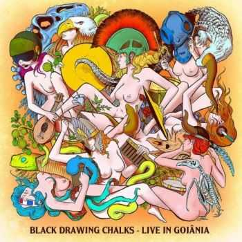 Black Drawing Chalks - Live In Goiania 2010 (Live)