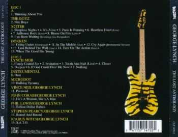 George Lynch - The Lost Anthology (2 CD 2005)