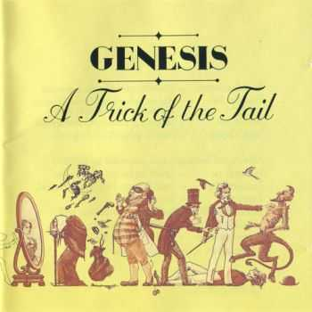 Genesis - A Trick of the Tail (1976) Mp3+Lossless