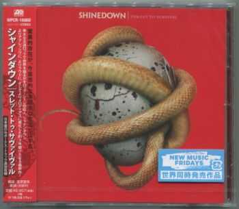 Shinedown - Threat To Survival (Japanese Edition) (2015)