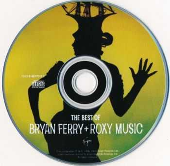 Bryan Ferry - More Then This - The Best Of Bryan Ferry + Roxy Music (1999)