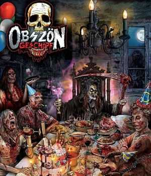 Obszon Geschopf - 15 Years Of Bloody Nightmares (2015)