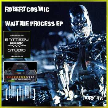 Robert Cosmic - Wait The Process 2011 (EP)