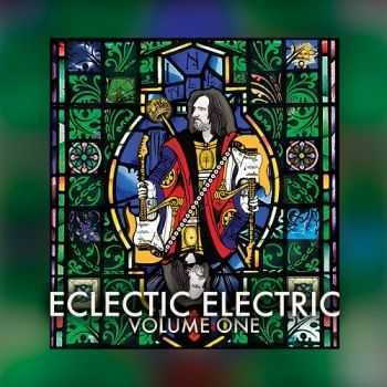 Niall Mathewson (Pallas) - Eclectic Electric Volume 1 (2015)