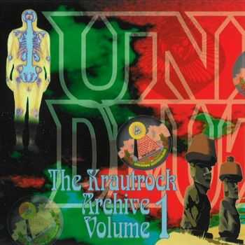 VA ‎- Unknown Deutschland - The Krautrock Archive Volume 1 (1996)