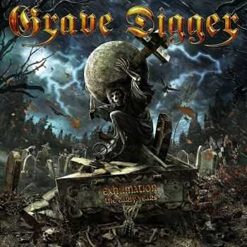 Grave Digger - Exhumation (The Early Years) (Limited Edition) (2015)