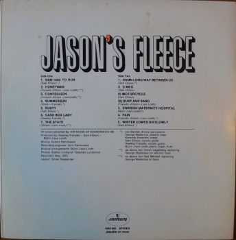 Jason's Fleece - Jason's Fleece (1970)