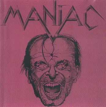 Maniac - Maniac (1985) lossless + mp3