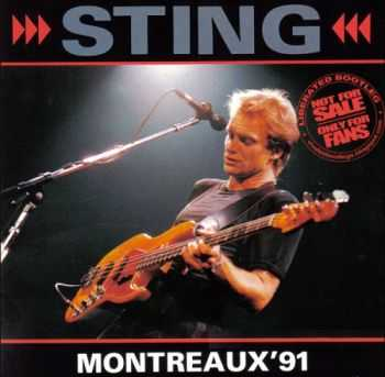 Sting - Montreux '91 (2014) Lossless
