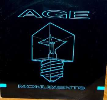 Monuments - Age 1984 (EP)
