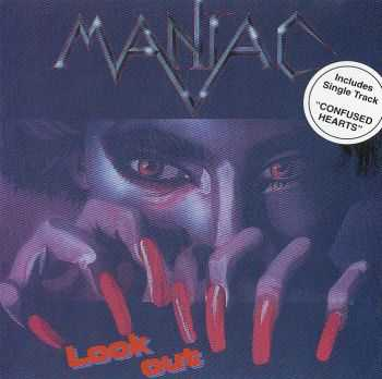 Maniac - Look Out (1989) lossless + mp3