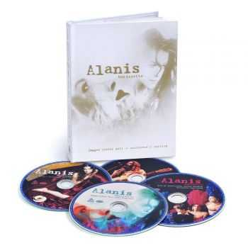 Alanis Morissette - Jagged Little Pill (20th Anniversary Collector's Edition) (4CD) (2015)