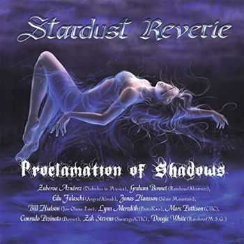 Stardust Reverie - Proclamation Of Shadows (2015)